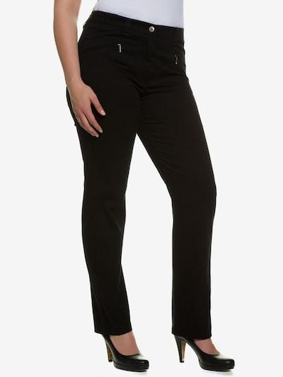 Ulla Popken Hose 'Mony' in schwarz, Produktansicht