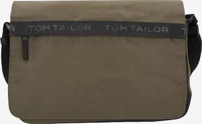 TOM TAILOR Messenger in grün, Produktansicht