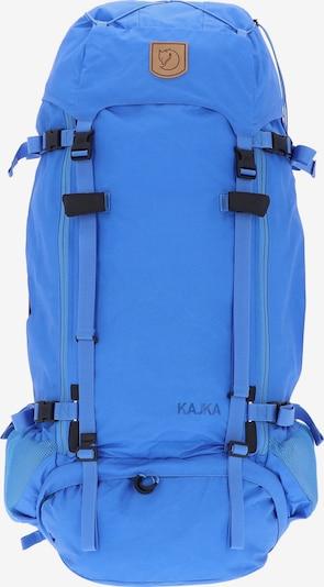 Fjällräven Rucksack 'Kajka' 85 l 78 cm in blau / taupe, Produktansicht
