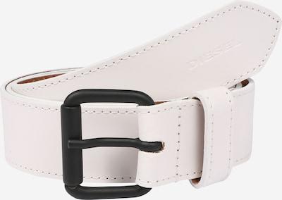 DIESEL Remen ' B-TRACY belt' u bijela, Pregled proizvoda