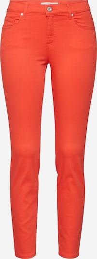 BRAX Jeans 'SHAKIRA' in orangerot, Produktansicht