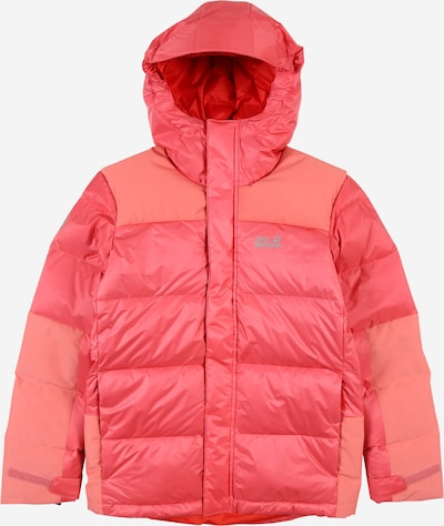 JACK WOLFSKIN Outdoorjas 'MOUNT COOK' in de kleur Pink, Productweergave