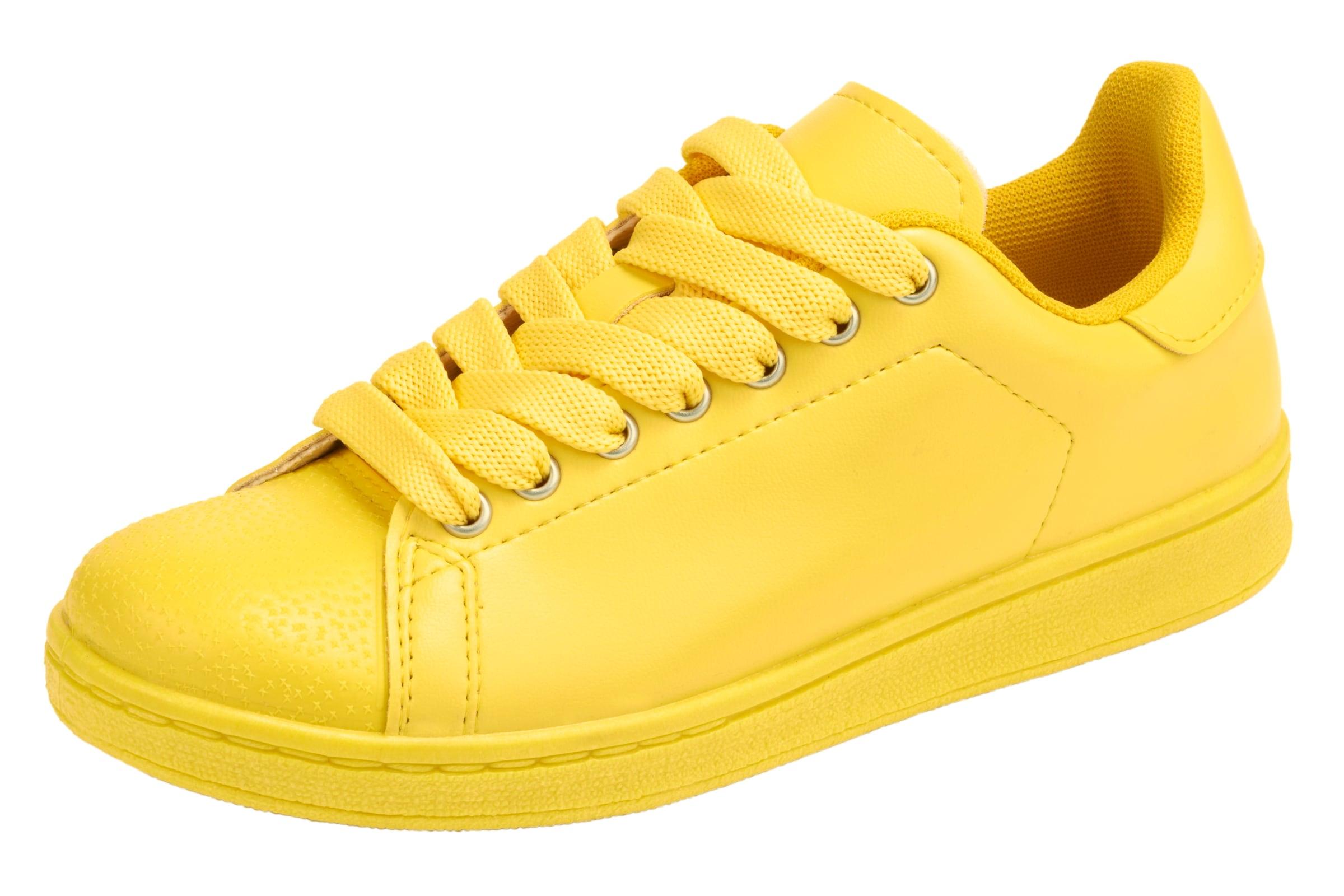 heine Heine Sneaker, gelb, gelb