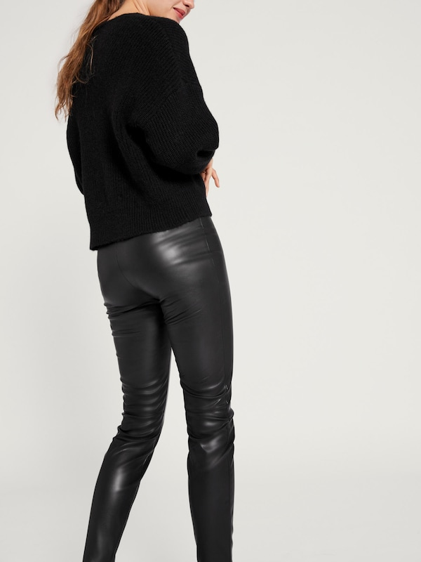 'anuja' En Noir Edited Leggings 'anuja' Leggings En Edited Edited Noir ZiTOXPku