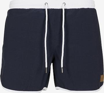 Shorts de bain Urban Classics en bleu