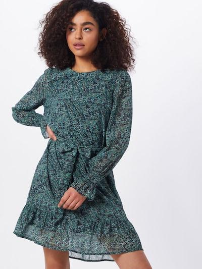 VERO MODA Sukienka koszulowa w kolorze niebieska noc / trawa zielonam, Podgląd na modelu(-ce)