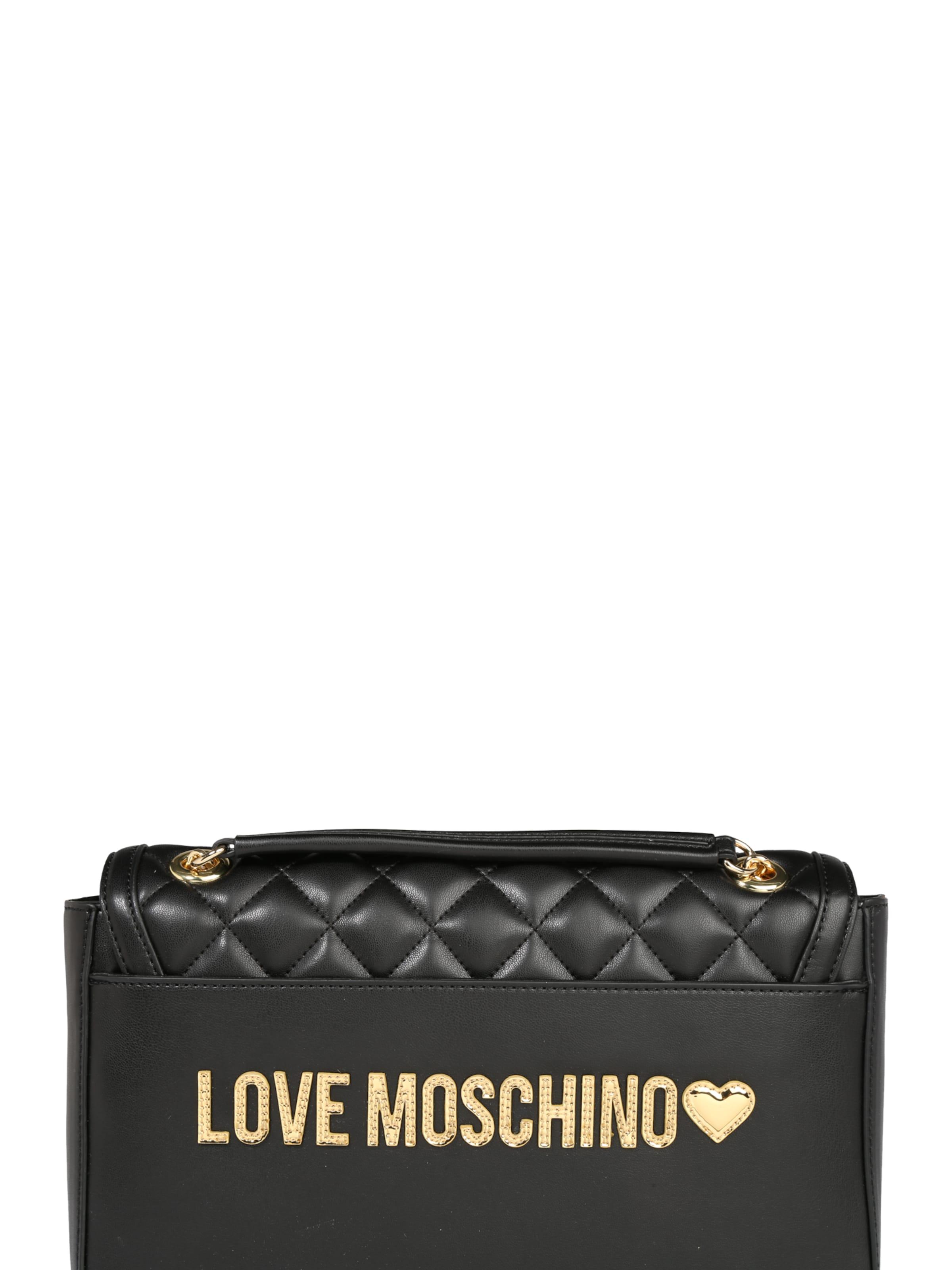 Love Moschino Schultertasche mit Rautensteppung Bestes Geschäft Zu Bekommen Hci9CGr