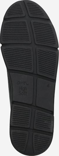 ARA Sneaker in schwarz: Ansicht von unten