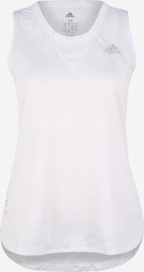 Tricou funcțional ADIDAS PERFORMANCE pe alb, Vizualizare produs