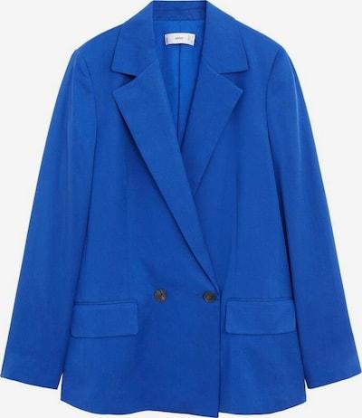 MANGO Blazer 'monaco' in blau, Produktansicht