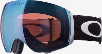 melns OAKLEY Sporta brilles 'Flight Deck'