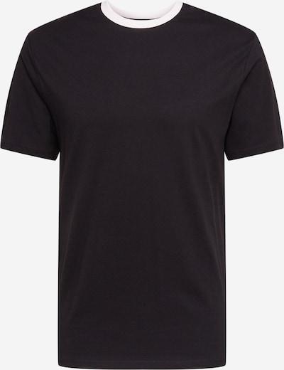 Mennace T-Shirt in schwarz / weiß, Produktansicht