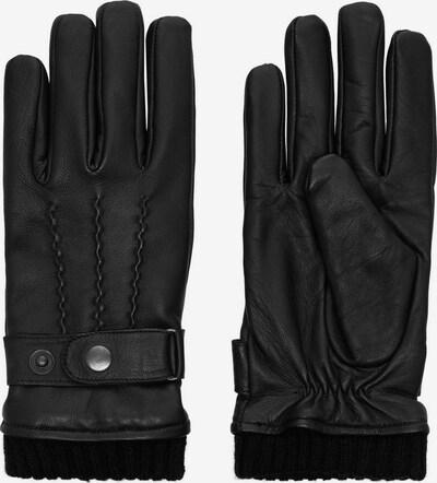 JACK & JONES Vingerhandschoenen in de kleur Zwart, Productweergave