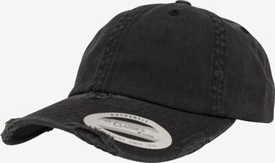 Cappello da baseball Flexfit di colore nero, Visualizzazione prodotti