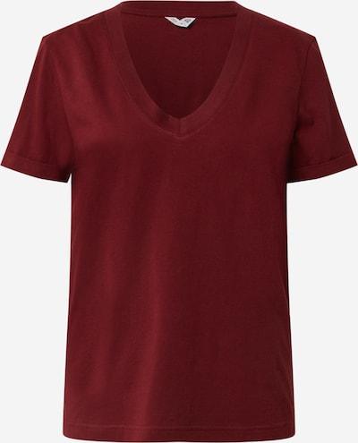 MELAWEAR Majica 'PRIA' u crvena / burgund, Pregled proizvoda