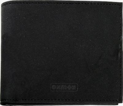 OXMOX Geldbörse in schwarz, Produktansicht