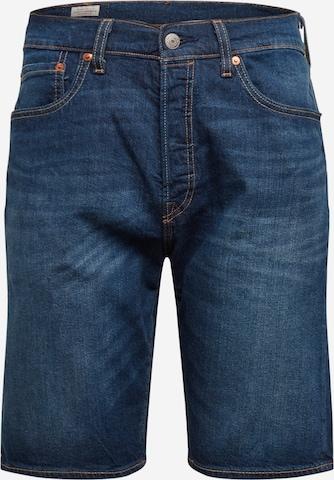 LEVI'S Jeans '501' i blå
