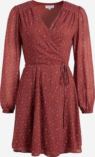 khujo Kleid 'MARGOLA' in karminrot, Produktansicht