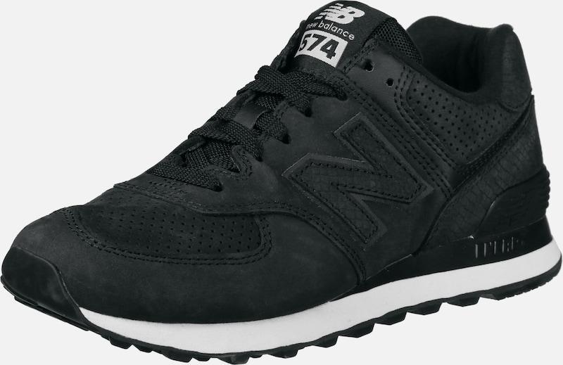 New Laufsohle balance Sneaker mit profilierter Laufsohle New WL574 d35eaa