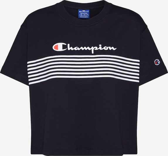 Champion Authentic Athletic Apparel Tričko - černá, Produkt