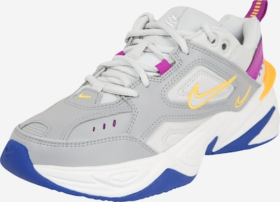 Nike Sportswear Baskets basses 'M2K Tekno' en gris clair / violet / mélange de couleurs, Vue avec produit