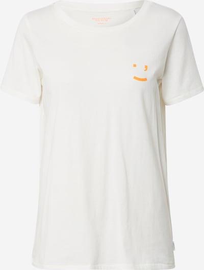 Marc O'Polo DENIM T-Shirt in orange / weiß, Produktansicht