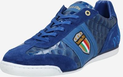 PANTOFOLA D'ORO Sneaker 'FORTEZZA' in blau / mischfarben, Produktansicht