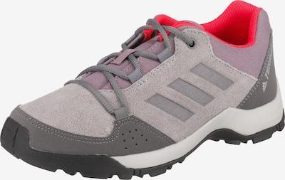 ADIDAS PERFORMANCE Lage schoen in de kleur Grijs / Donkergrijs / Pastellila / Lichtrood, Productweergave