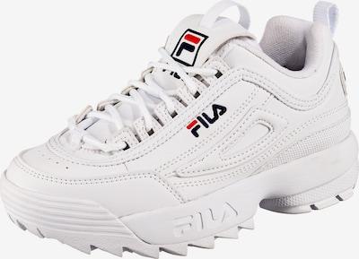 FILA Sneakers Low Strada low kids in schwarz / weiß, Produktansicht