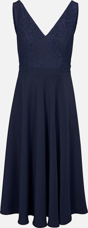 Robe Bleu De Heine Soirée Nuit En c54RjLS3Aq