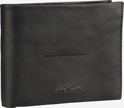 STRELLSON Portemonnee 'Coleman 2.0 BillFold H8' in de kleur Zwart, Productweergave