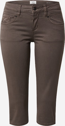 Q/S designed by Jeans 'Hose 3/4  SHORT' in grey denim, Produktansicht