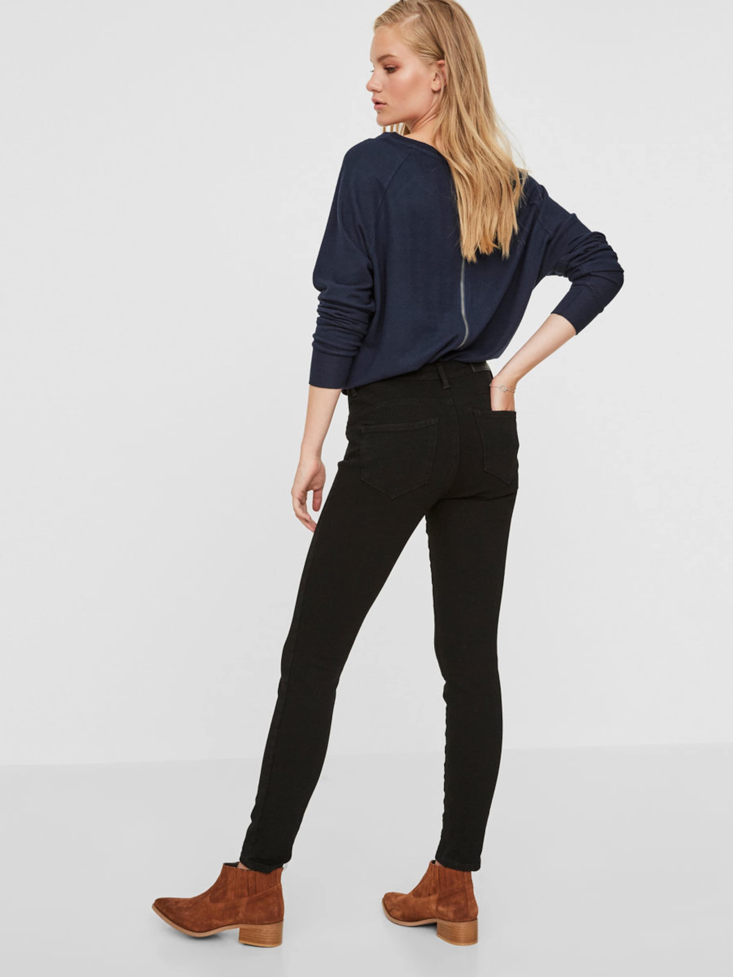 VERO MODA Stretch-Jeans 'PUSH UP' Footlocker Finish Günstiger Preis Die Billigsten Finden Große Günstig Online Neue Version F0g5KzZCa