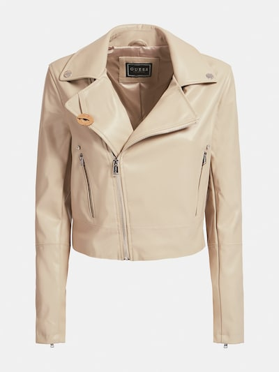GUESS Jacke in champagner, Produktansicht
