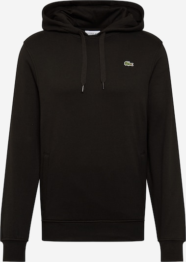 LACOSTE Majica | črna barva, Prikaz izdelka