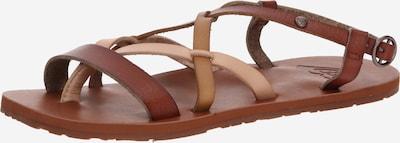 Sandale 'Layton' ROXY pe maro, Vizualizare produs