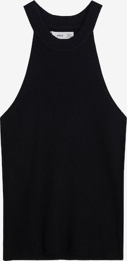 MANGO Top 'ESTODY' in schwarz, Produktansicht