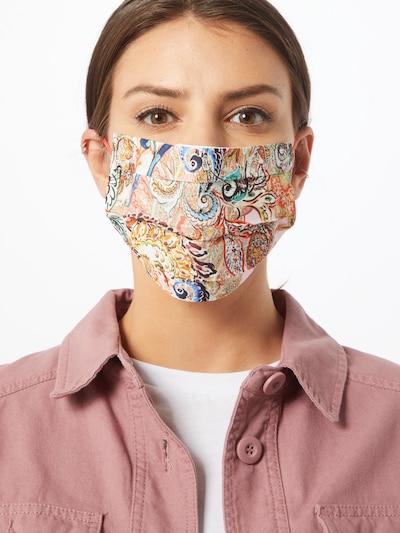 CODELLO Masque en tissu 'COVER UP PAISLEY' en mélange de couleurs: Vue de face