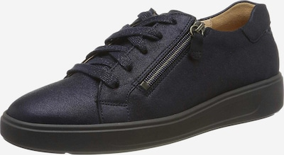 Ganter Schnürschuhe in blau, Produktansicht