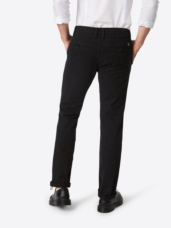 Pantalon Chino En Noir Tom Tailor Denim exBdrCo