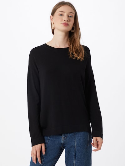 MORE & MORE Sveter - čierna, Model/-ka
