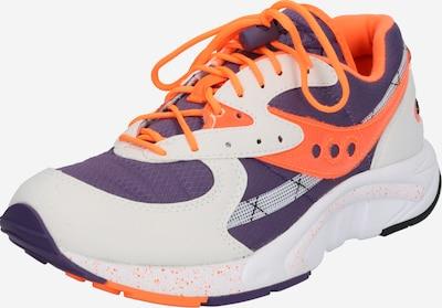 saucony Sneaker 'AYA' in lila / orange / weiß, Produktansicht