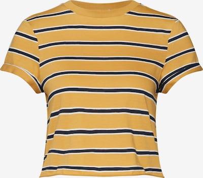 ABOUT YOU Shirt 'Alexis' in navy / gelb, Produktansicht