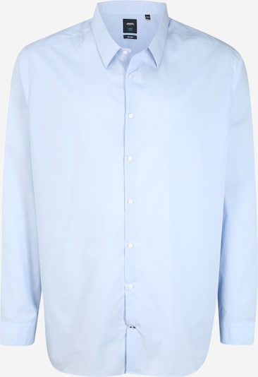 BURTON MENSWEAR LONDON (Big & Tall) Overhemd in de kleur Lichtblauw, Productweergave