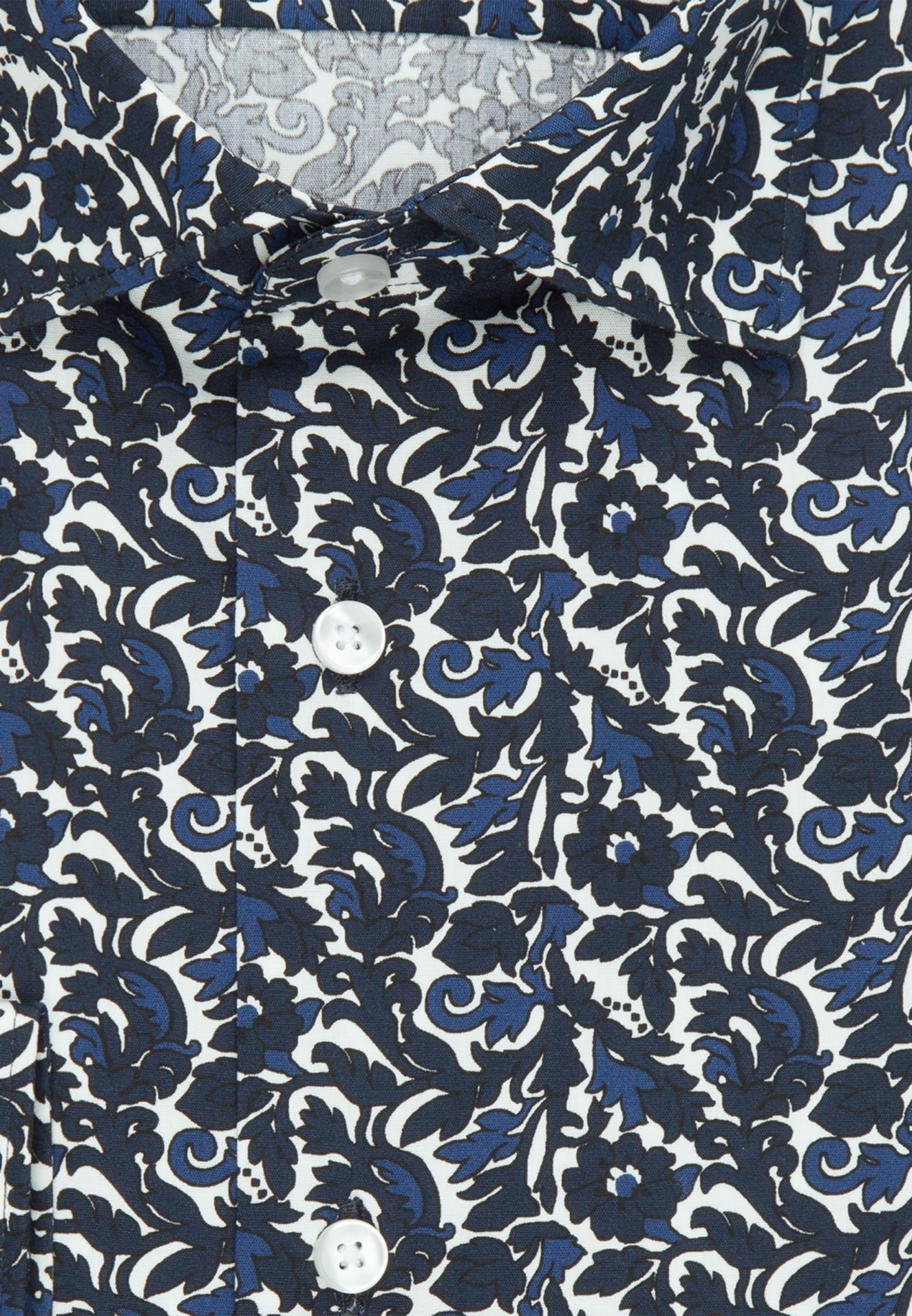 In BlauDunkelblau Hemd BlauDunkelblau Weiß Seidensticker Seidensticker Seidensticker Weiß Hemd Hemd In In BlauDunkelblau rCdBxoe