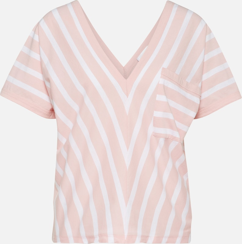 Drykorn shirt En RoseBlanc T 'talea' cALq35Rj4