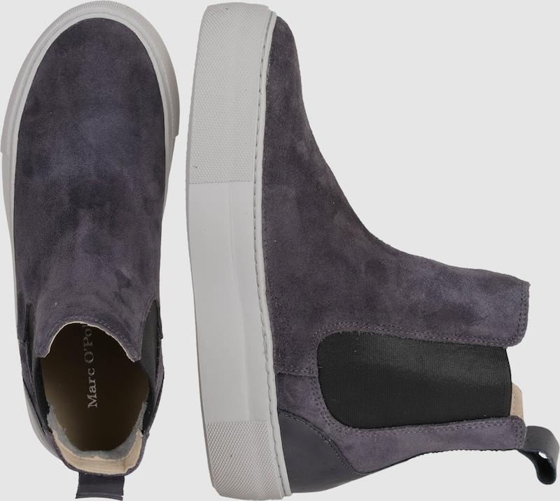 Marc O'Polo Stiefel 'Flat 'Flat Stiefel Heel Chelsea' 692674