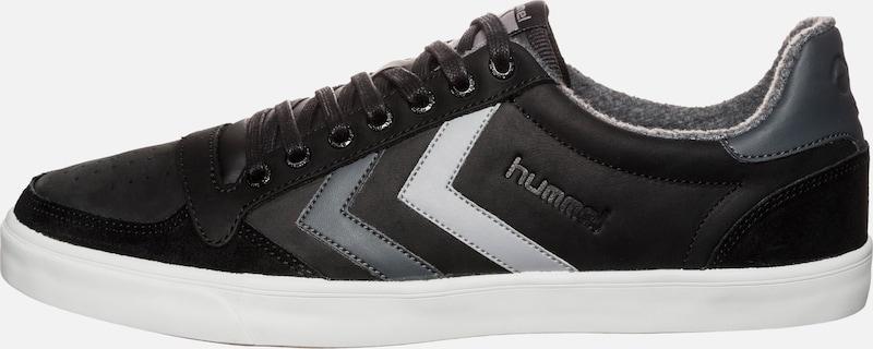 Hummel Sneaker 'Slimmer Stadil Oiled Duo Oiled Stadil Niedrig' bc9dc6