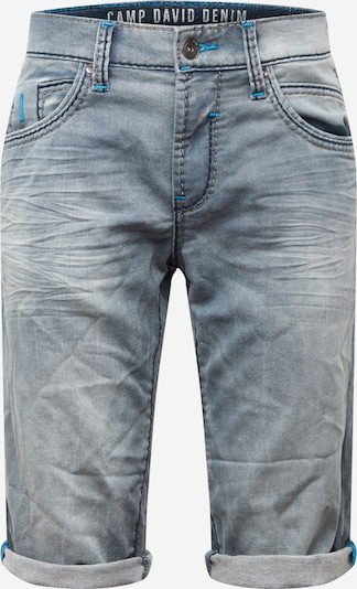 CAMP DAVID Jeans 'RO:BI:skater vintage' in grey denim, Produktansicht