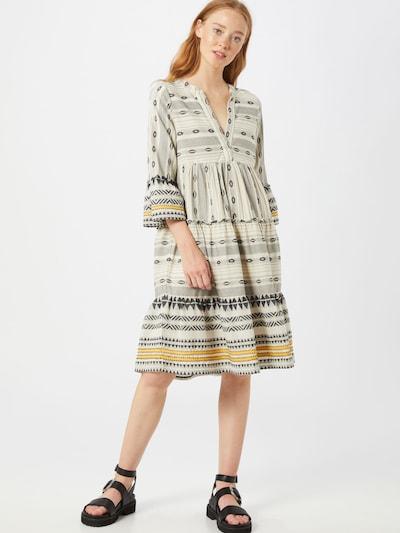 VERO MODA Kleid 'Astrid' in mischfarben / weiß, Modelansicht